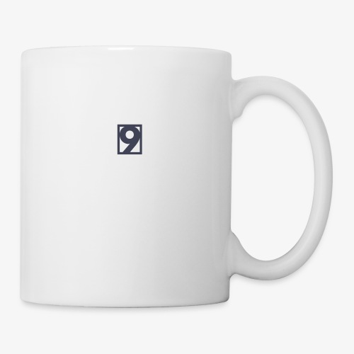 9 Clothing T SHIRT Logo - Mug
