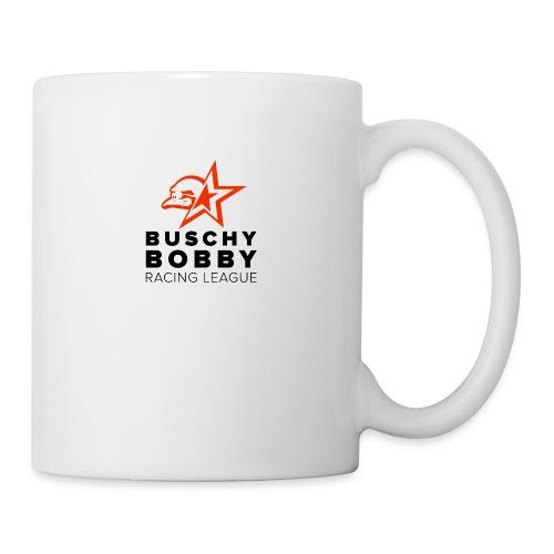 Buschy Bobby Racing League on white - Mug