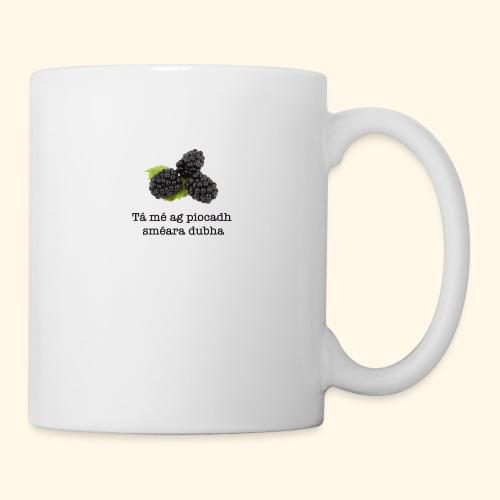 Picking blackberries - Mug