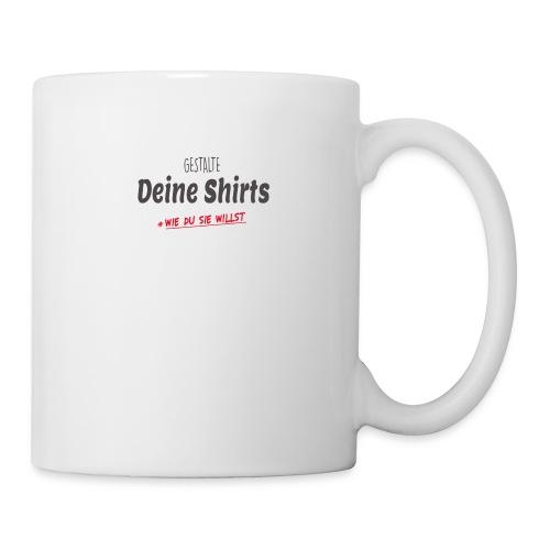 Dein Design - Tasse
