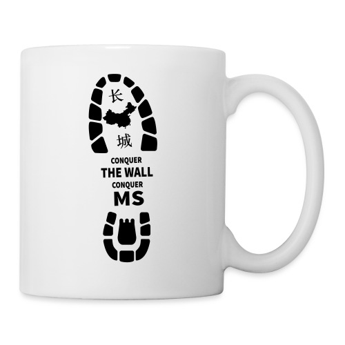 Conquer the Wall, Conquer MS - Mug