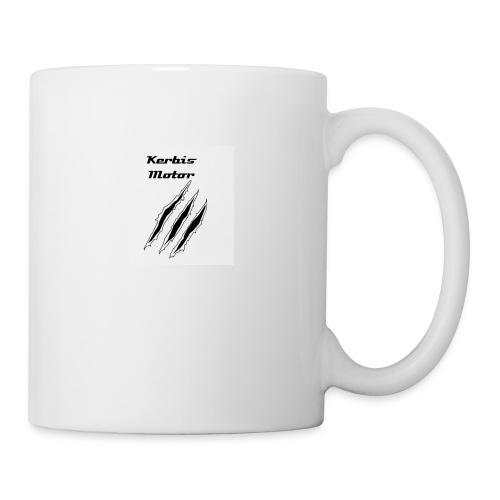 Kerbis motor - Mug blanc