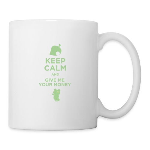 Animal Crossing - Taza