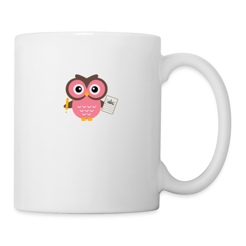 Back to School Owl - Mug