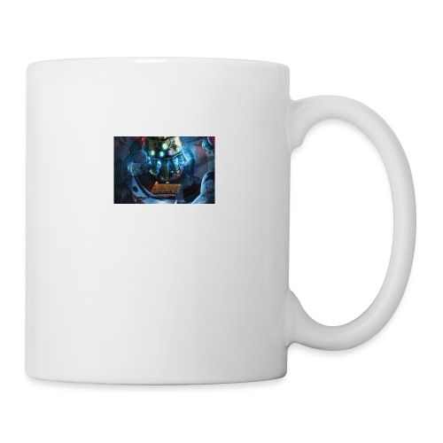 infinity war taped t shirt and others - Mug