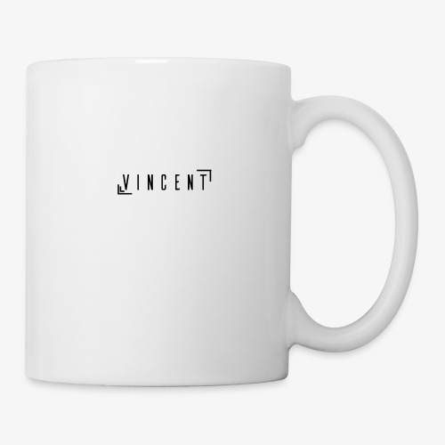 Vincent-Vlog Design - Tasse