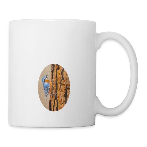 mesange - Mug blanc