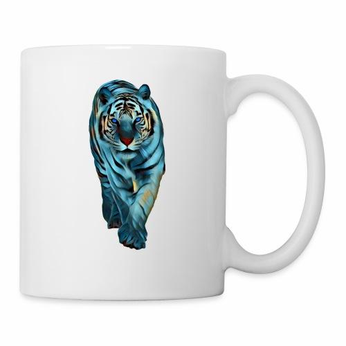 Tigre Caminando MEDIANO - Taza