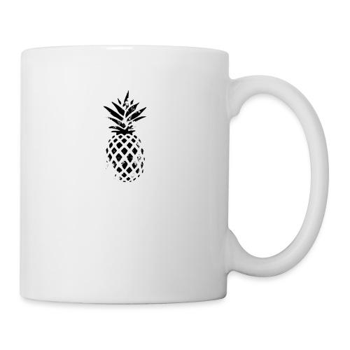 ananas - Mug blanc
