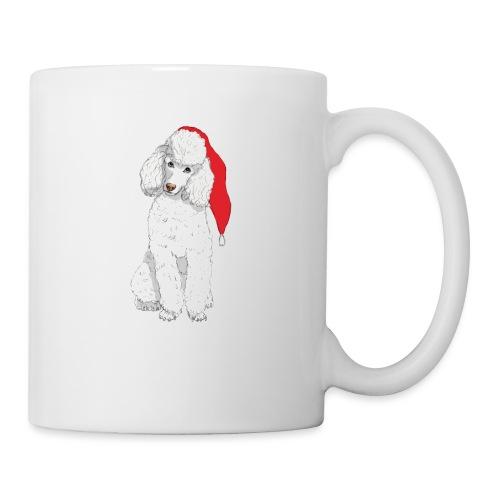 Poodle toy W - christmas - Kop/krus