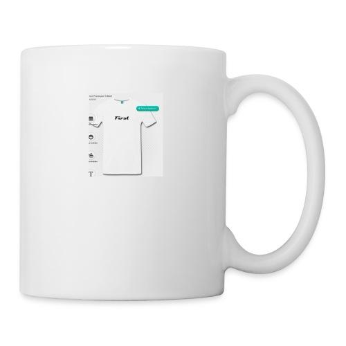 Zuerst Gesegnet - Tasse
