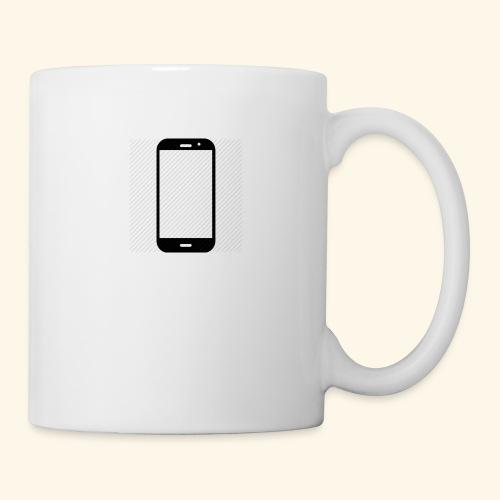 Phone clipart - Mug