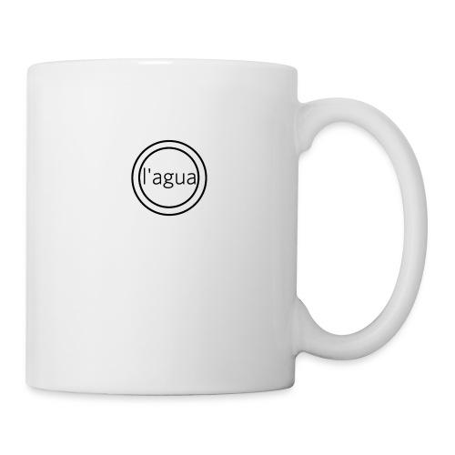 l agua black theme - Mug