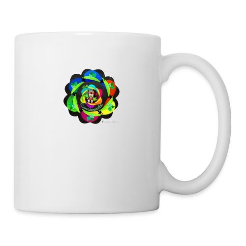 Logo Coccimatte - Mug blanc