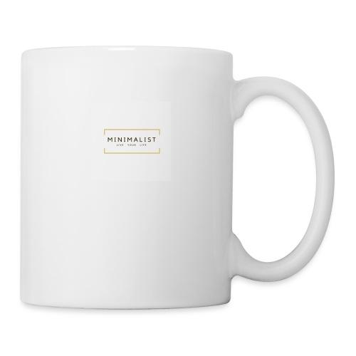 Minimalist - Mug blanc