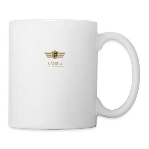 Gaming Stands Above The Rest (Limited edition) - Mug
