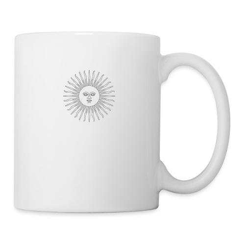 Soleil esprit spirituel - Mug blanc