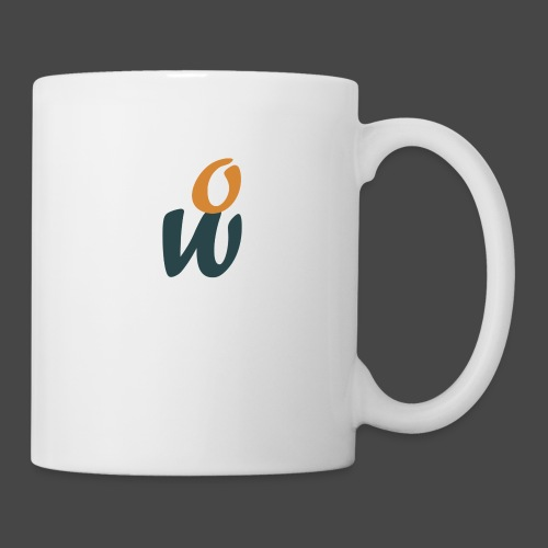 Logo WipeOnline - Mug blanc