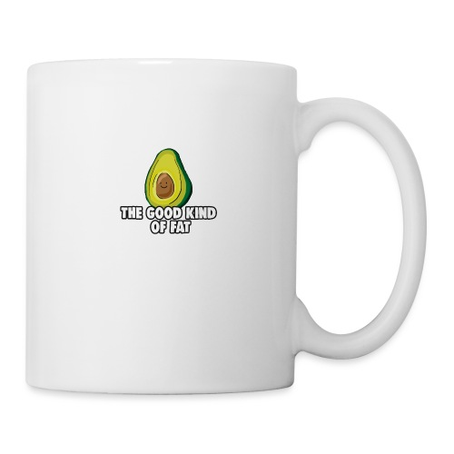 Avocado: The Good Kind of Fat - Mug