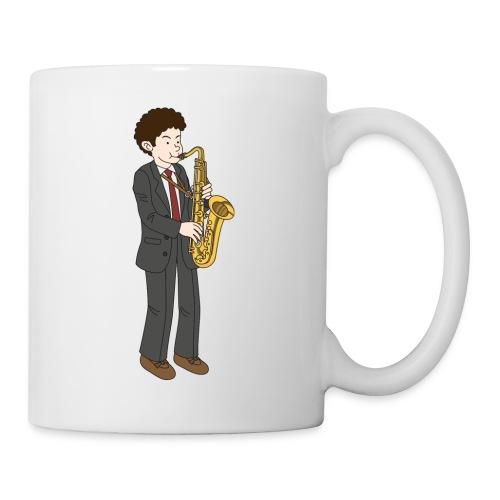 Saxofonist - Kopp