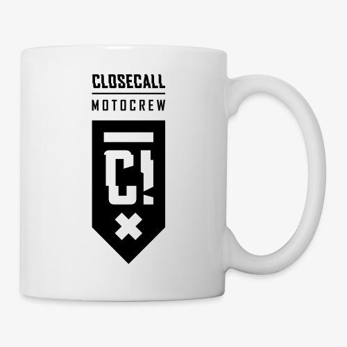 COLOSECALL 180811 Logo BlasonComplet DEF - Mug blanc