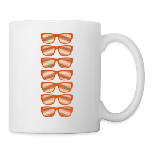 Sonnenbrillen Sommer strahlend taghell ultra cool - Mug