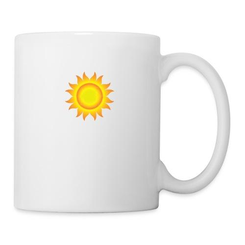 sol T-shirt - Kop/krus