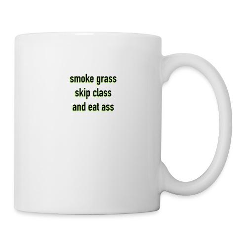 Smoke and eat - Tasse