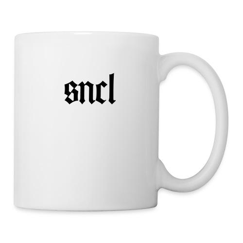 SNCL Retro Schwarz - Tasse