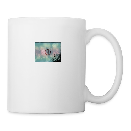 Llama in a circle - Mug