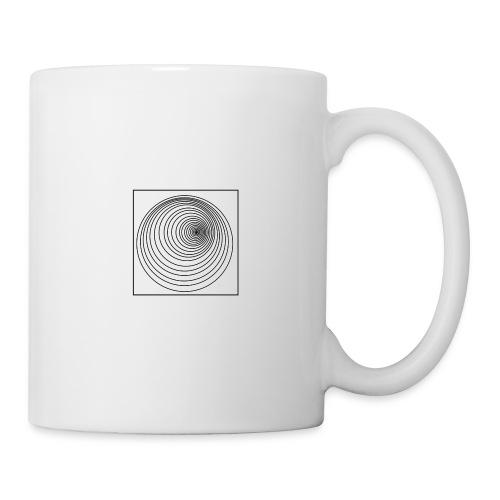 Fond - Mug blanc