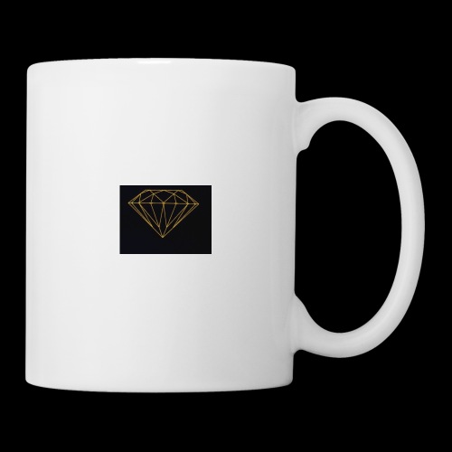 Diamond - Mug blanc