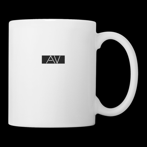 AV White - Mug