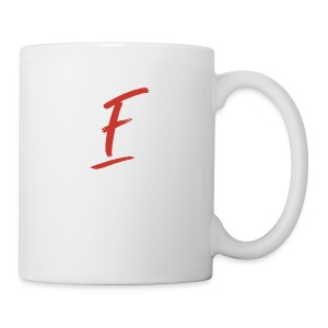 Radio Fugue F Rouge - Tasse