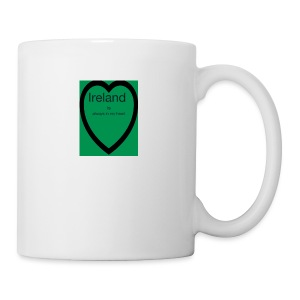 Ireland always in my heart - Mug