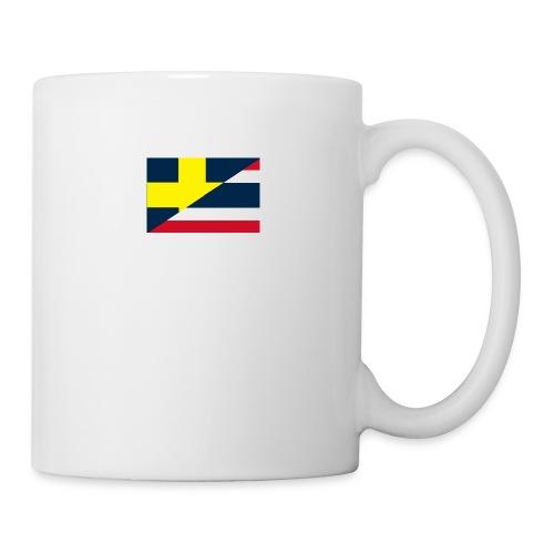 thailands flagga dddd png - Mug