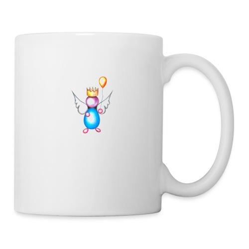 Mettalic Angel happiness - Mug blanc