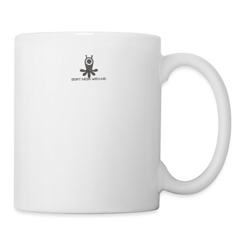 Dont mess whith me logo - Mug