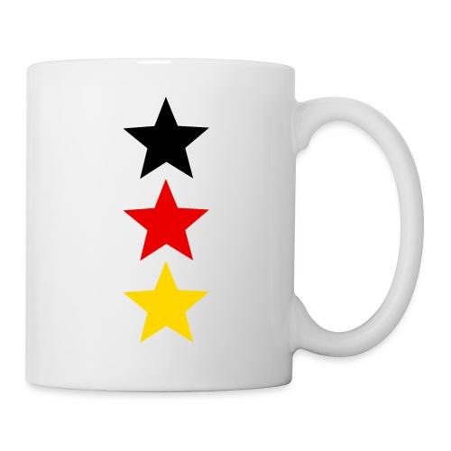 3 Sterne Deutschland #1 - Tasse