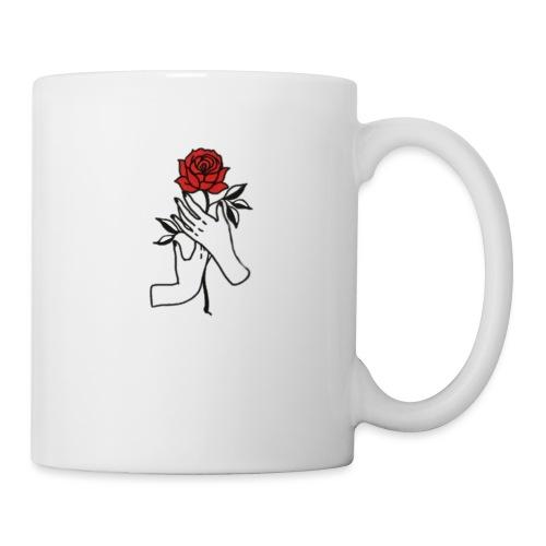 Fiore rosso - Tazza
