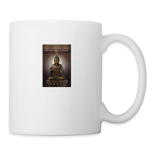 Peace from Within - Mug