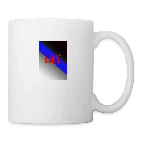 like - Mug blanc
