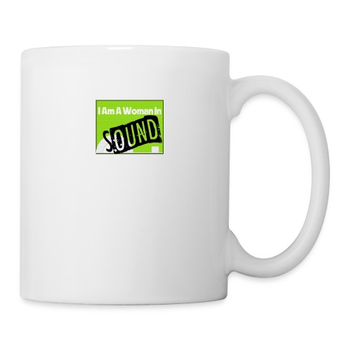 I am a woman in sound - Mug