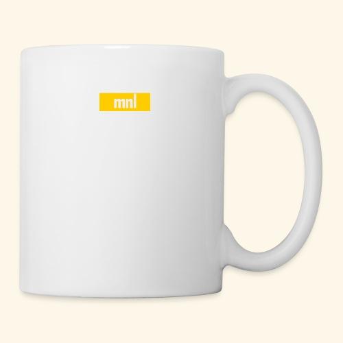 mnl Box Logo. - Tasse
