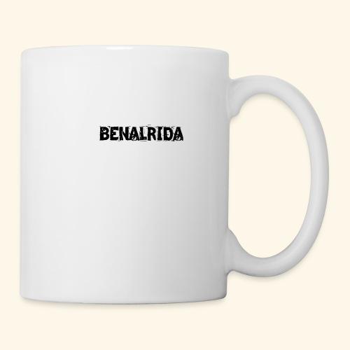 BenalRida HD black png - Taza