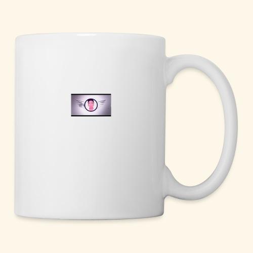 Mascotte YouTube - Mug blanc