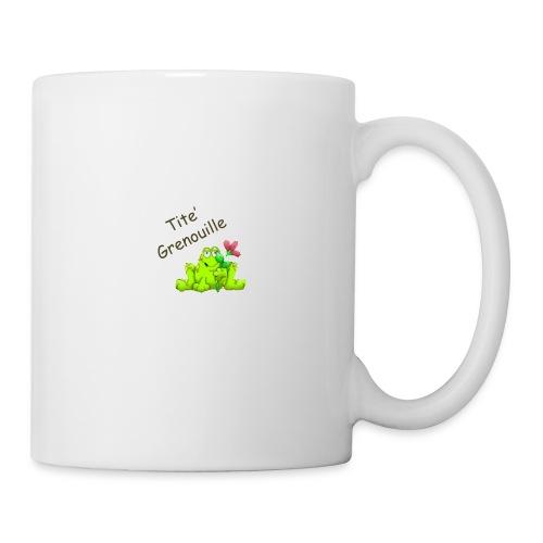 titgrenouille - Mug blanc