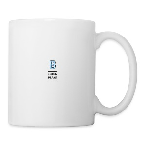 Bexon plays logo merch - Mug
