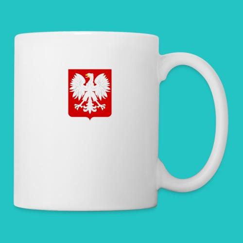 Koszulka z godłem Polski - Kubek