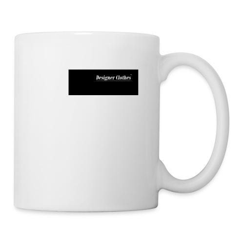 Designer Clothes logo - C - Mug